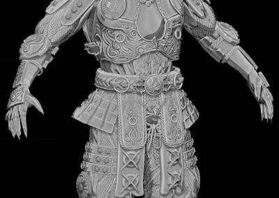 Samurai Sculpt